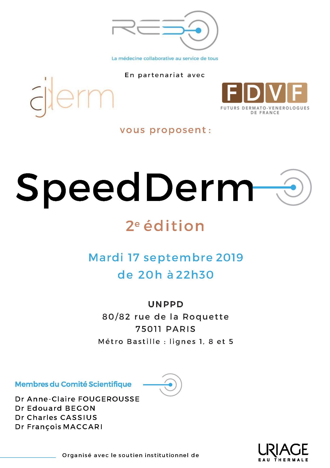 INVITATION SpeedDI
